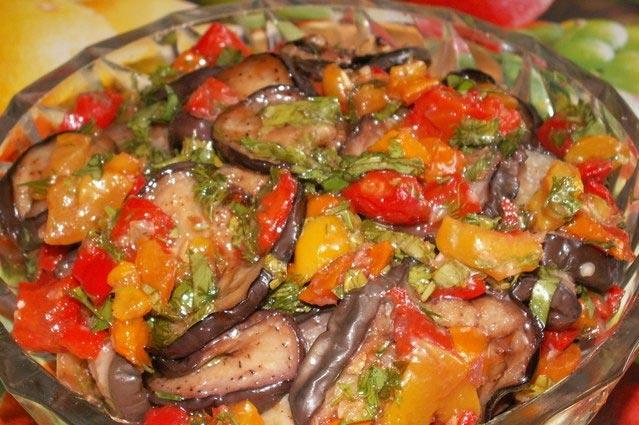 рецепт с фото баклажаны как грибы
