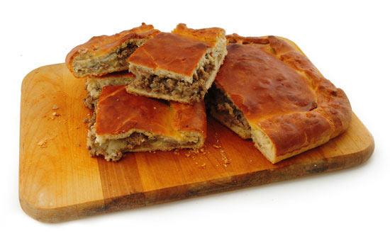 Мясной пирог «Кубетэ»