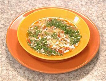 Тайский куриный суп от Бориса Бурды