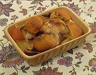 Курица в меду от Бориса Бурды