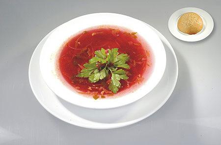 Борщ вегетарианский от Ильи Лазерсона