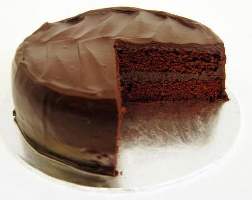 Шоколадный торт «Бумеранг»