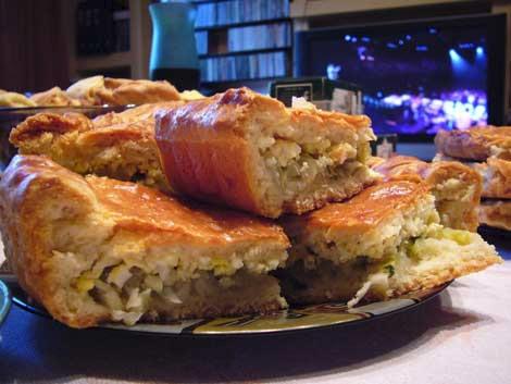 Капустный пирог от Ирины Муравьевой