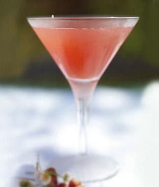 Клубничный мартини от Д.Оливера