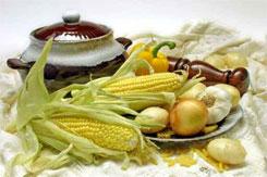 Кукурузная похлебка