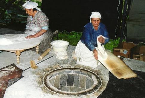 Лаваш армянский
