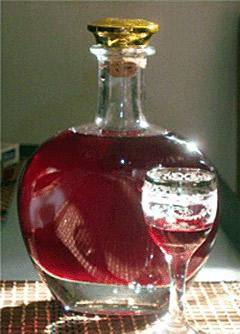 Ликер ягодный от Зинаиды Неженцевой