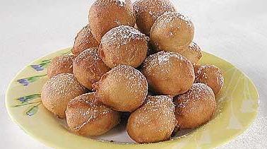 Манделах - рейнское печенье