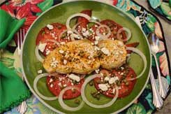 Меч-рыба по-итальянски