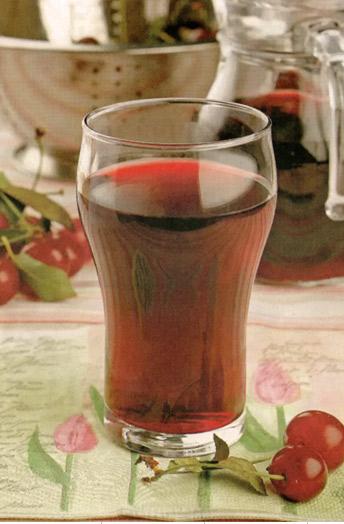 Настойка вишневая украинская