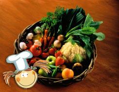 Овощное ассорти (малокаллорийное)