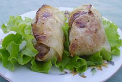 Овощные голубцы от Нины Кожушко