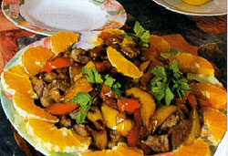 Рагу с овощами. Фирменный рецепт от Анне Вески