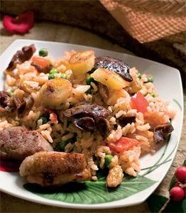 Рис по-филиппински