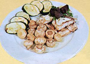 Рыба с овощами от Марины Могилевской