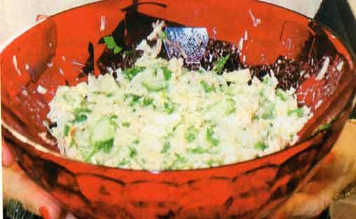 Старомосковский салат от Ирины Мирошниченко