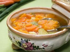Суп «Гарбузок»