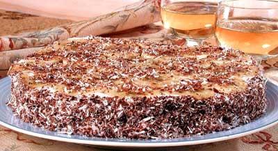 Торт для ленивых
