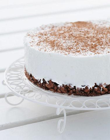 Творожный торт «Романтический припадок рэпера Потапа»