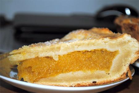 Тыквенный пирог «Ароматный»