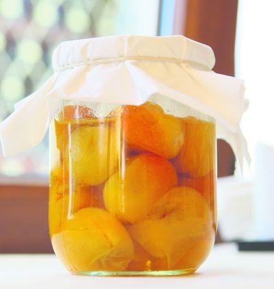 Варенье из абрикосов или персиков от Зинаиды Неженцевой