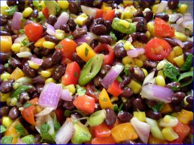 «Чинампа» салат мексиканский