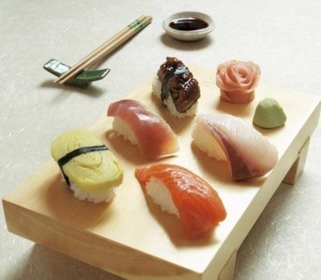 Нигиридзуси (суши)