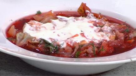 Овощной суп от Нины Масловой