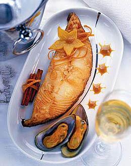 «Созвездие рыб» (палтус и карамбола)