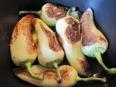 Салат из сладкого перца с чесноком