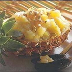 Рыбное рагу с ананасами «Арабески»