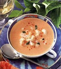 Суп из омаров «Самый лучший день»
