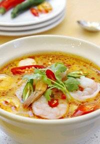 Суп «Том ям гунг»