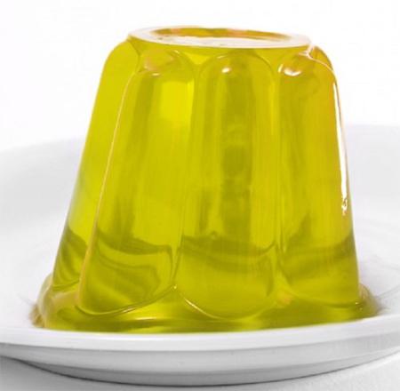 Желе лимонное на заменителе сахара