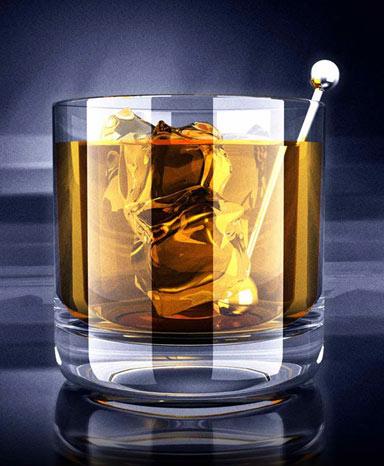 Крепкий алкогольный «Коктейль Молотова»