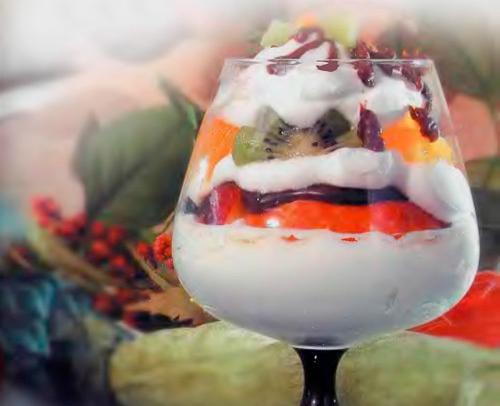 Десерт «Прохлада»
