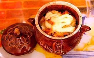 Картошка в горшочках по-днепропетровски
