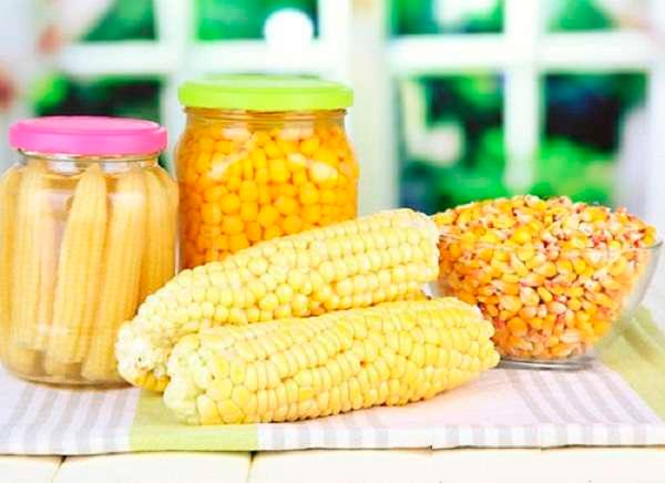 Консервированная кукуруза «Деликатесная»