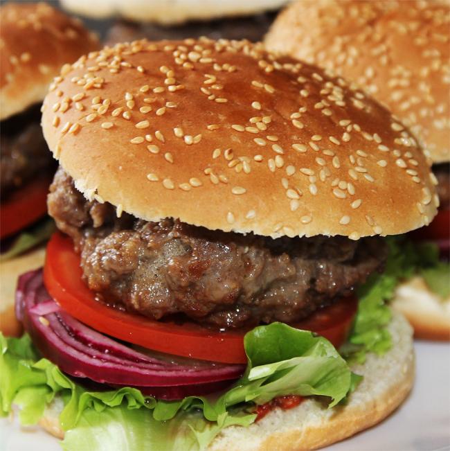 Крэг Клэйберн-гамбургер