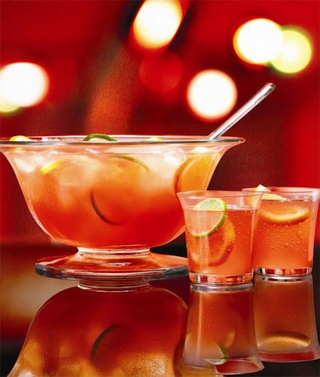 Лимонно-апельсиновый пунш