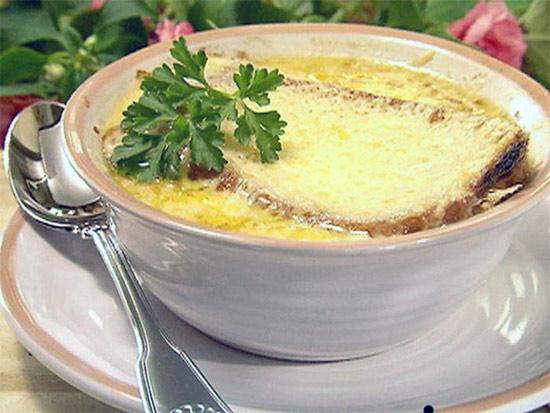 Луковый суп от Вильяма Похлебкина