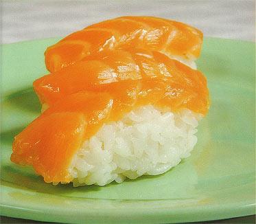 Суси (суши) нигири от Ильи Лазерсона