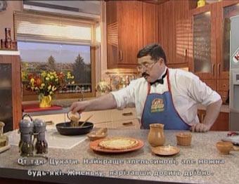 Блинчики Креп сюзет