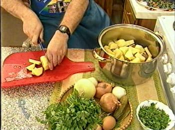 Рецепт блюда Завиванецы