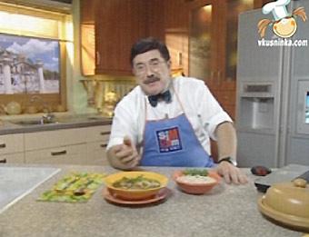Салатик из тунца