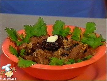 Блиц-рецепт от Бориса Бурды - «Кисло-сладкое мясо»