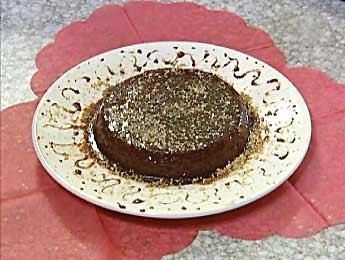 Торт «Захер» от Бориса Бурды
